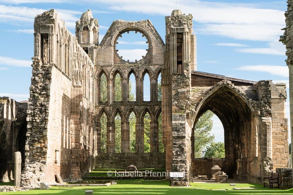 Elgin Cathedral Schottland