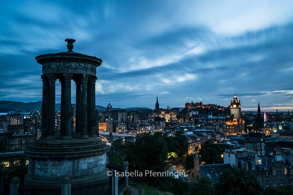 Edinburgh nachts