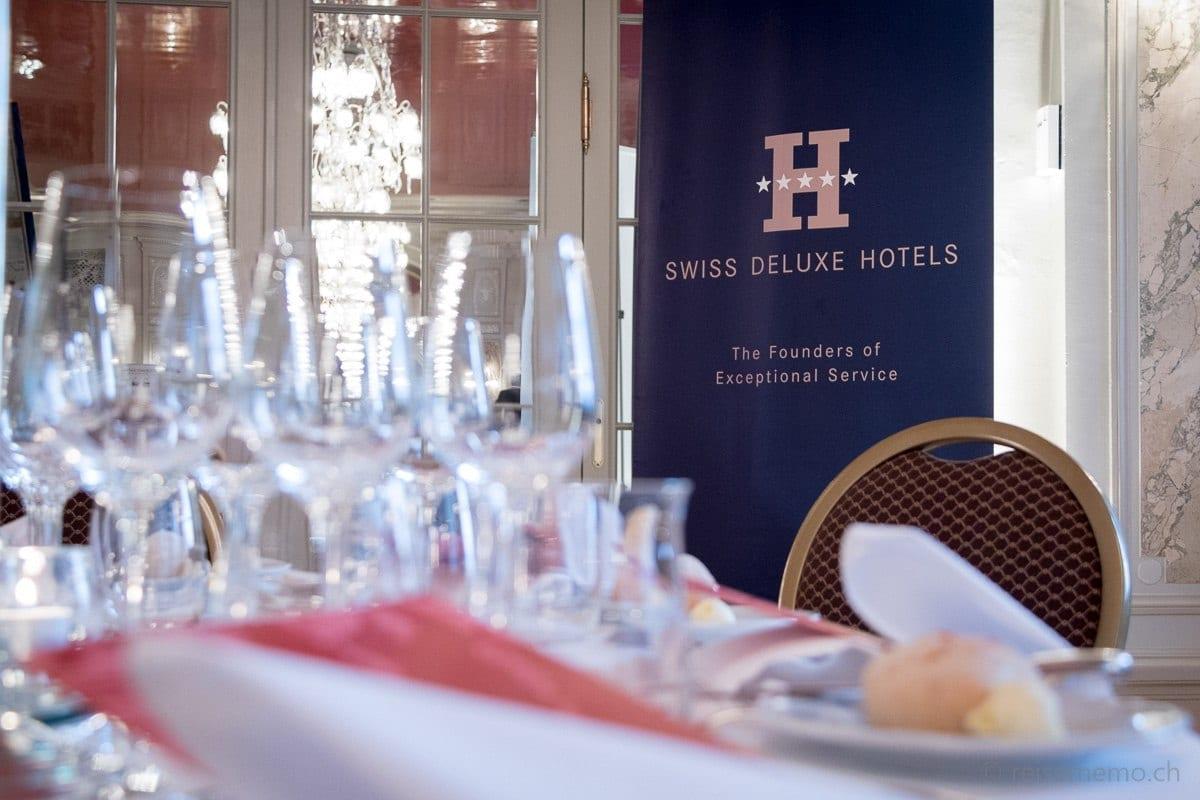Swiss Deluxe Hotels S. Pellegrino Sapori Ticino
