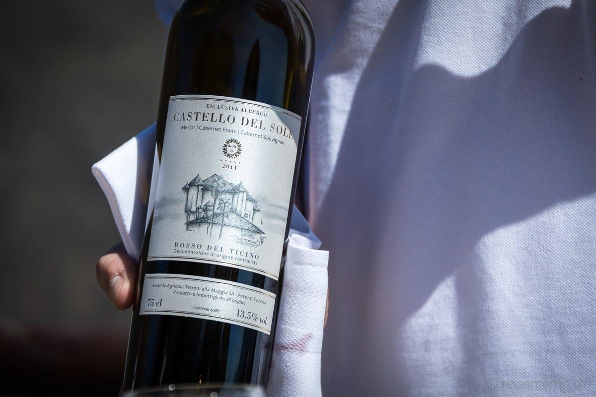 Wein von den Terreni alla Maggia