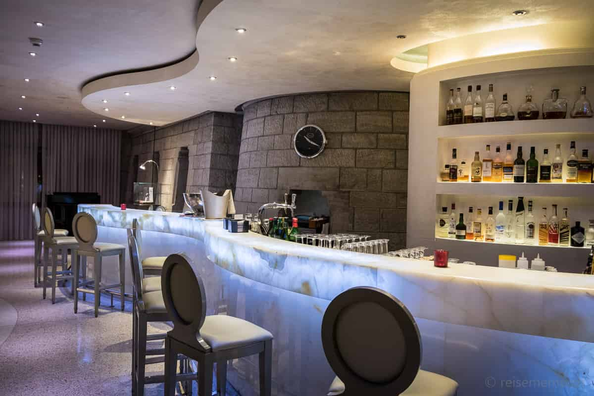 Hotelbar Château d'Ouchy