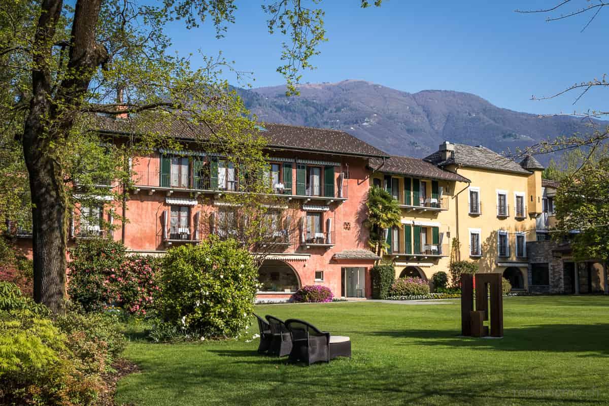 Hotel Castello del Sole Ascona