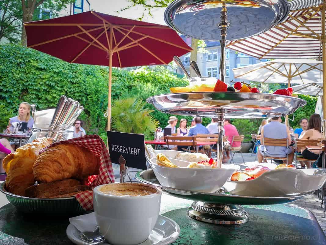 Cafe des Amis Nordstrasse Zuerich