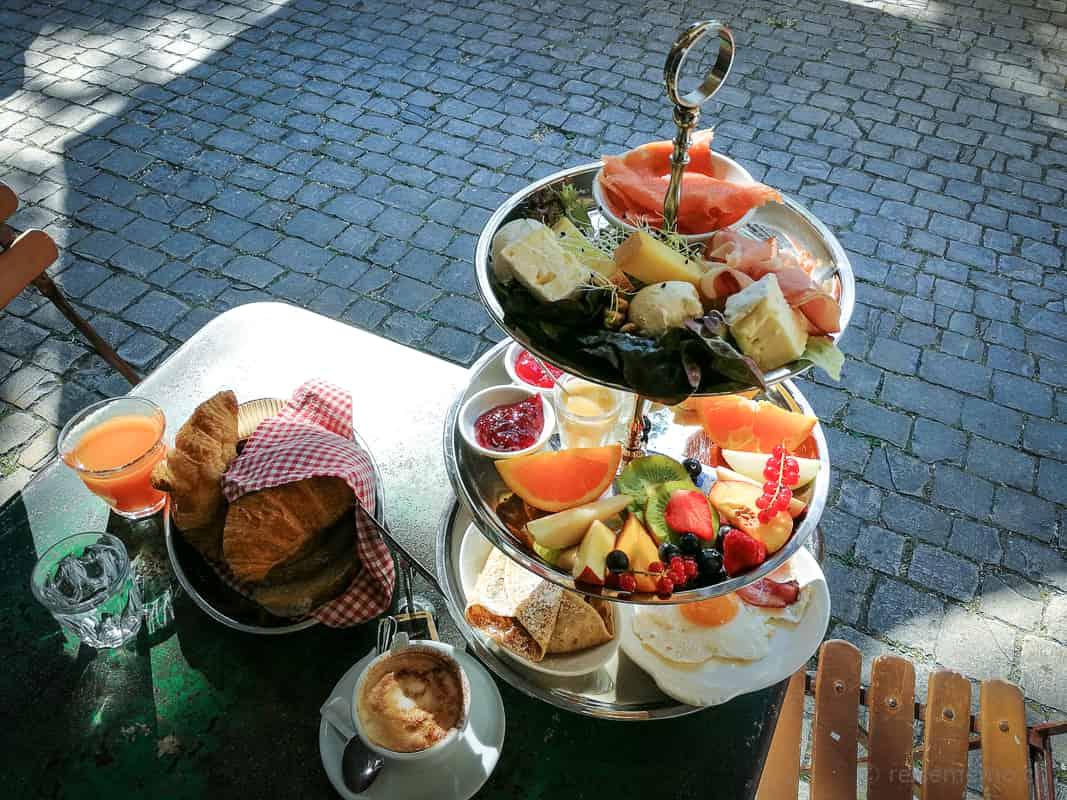 Cafe des Amis Zuerich