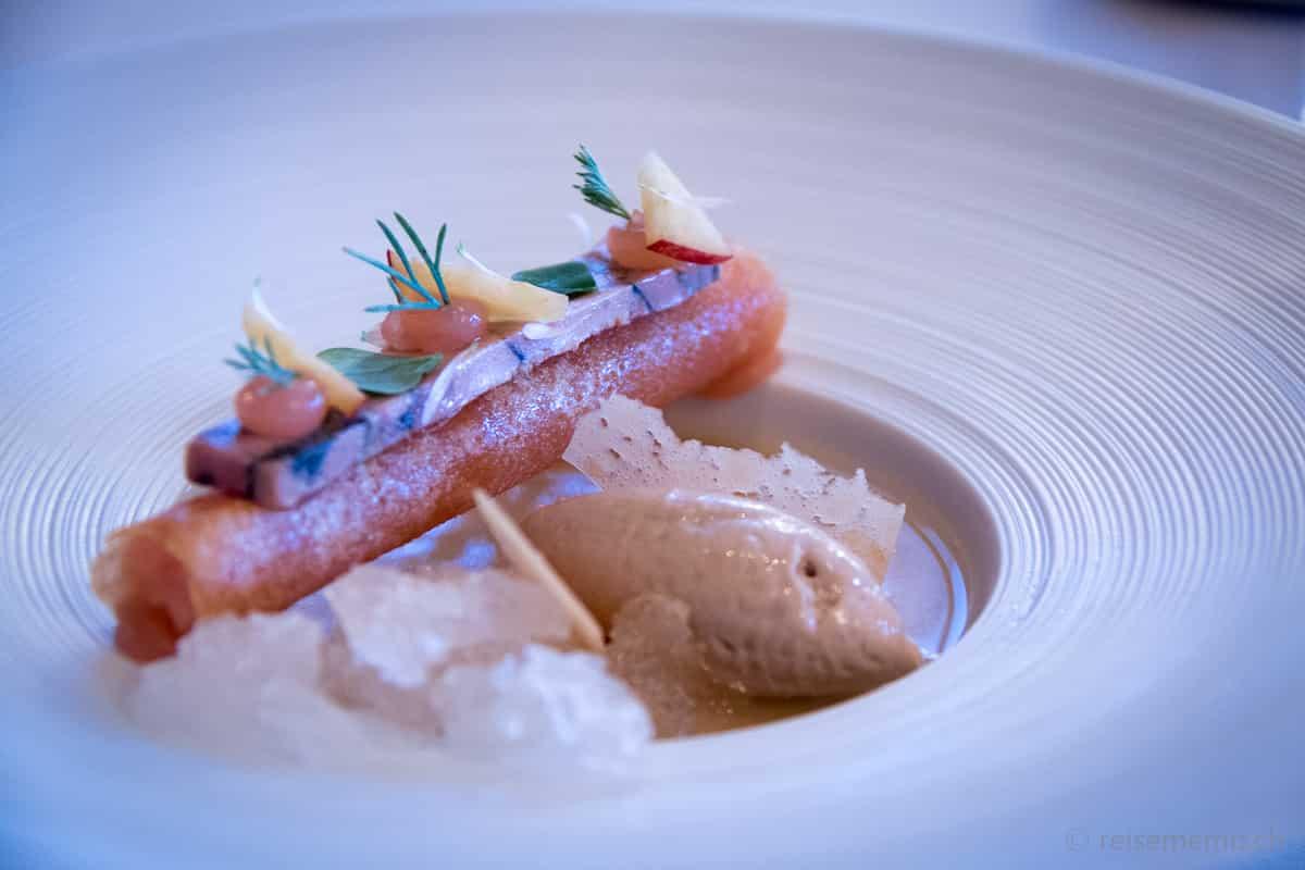 Gaensestopfleber Gourmet Restaurant Ophelia
