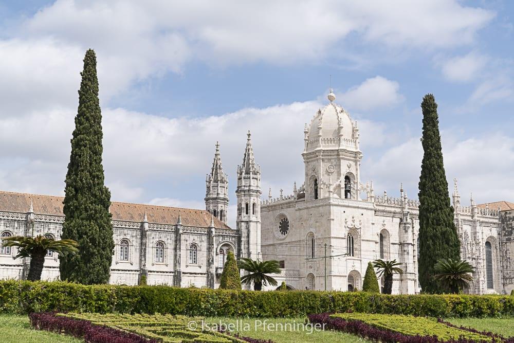 Mosteiro dos Jerónimos bei Lissabon