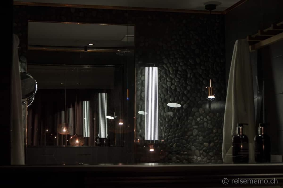 Badezimmer HUUS Gstaad