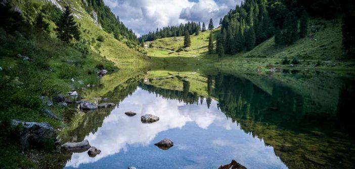 Bergsee Talalpsee