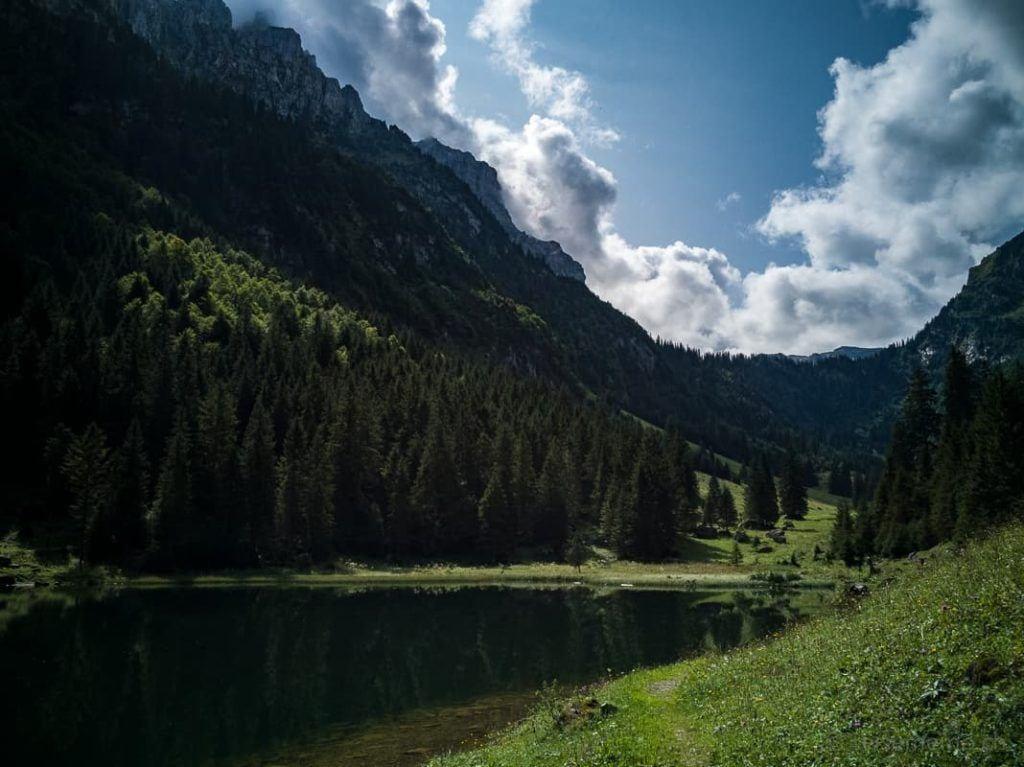 Talalpsee Wanderung