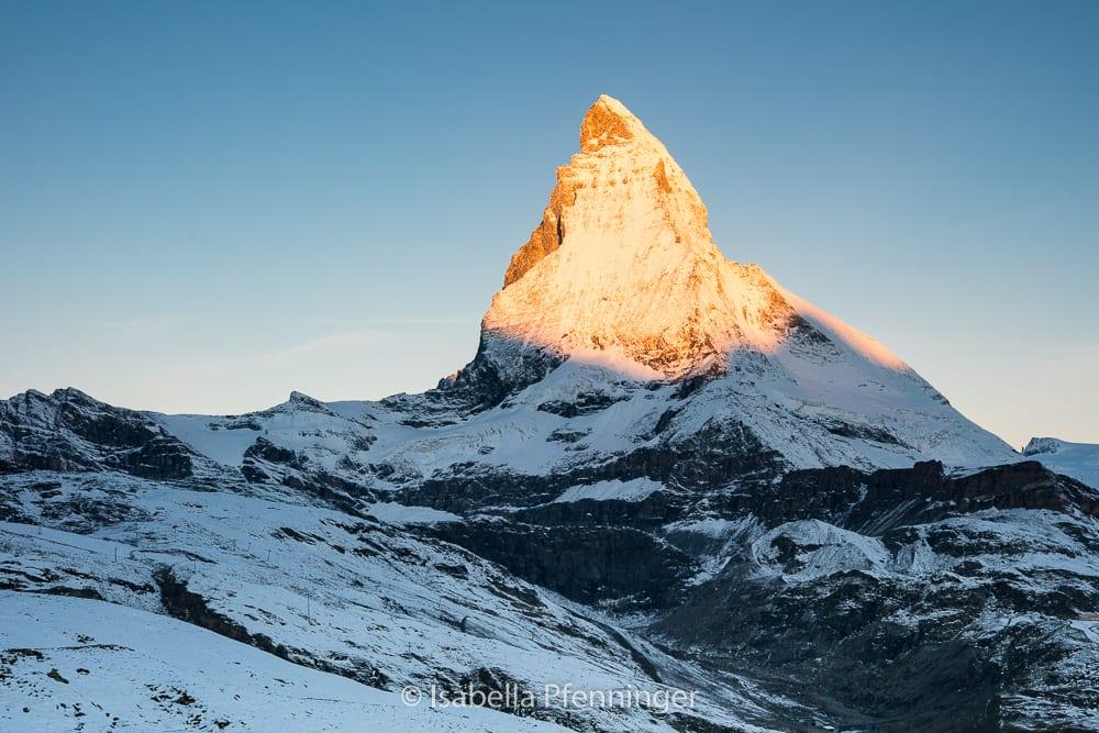 Matterhorn bei Zermatt