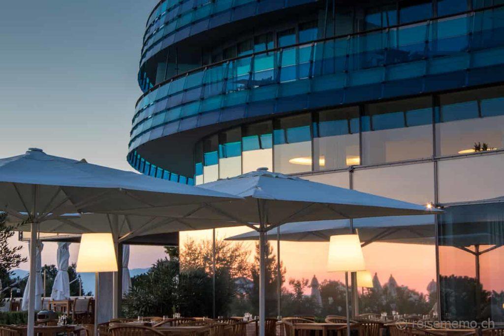 Moderne Architektur Falkensteiner Iadera