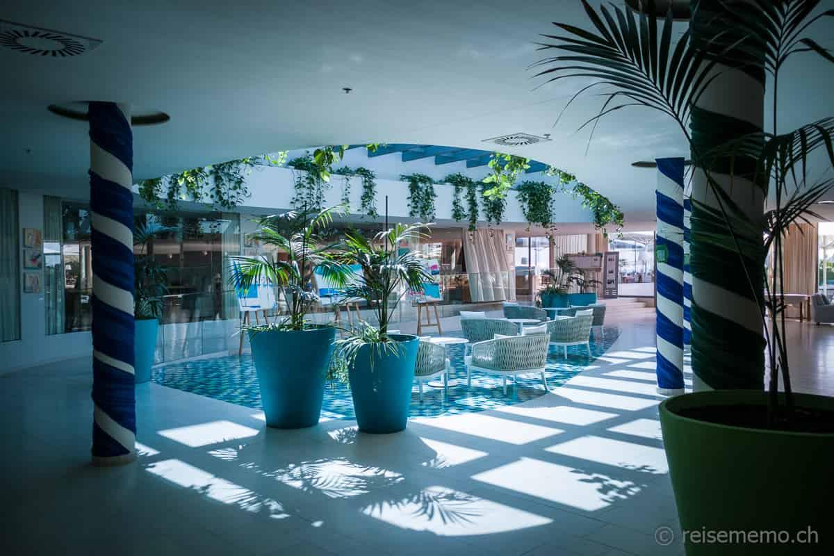 Lobby Falkensteiner Iadera Hotel