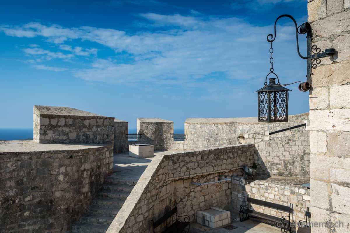 Festung La Španjola Kroatien