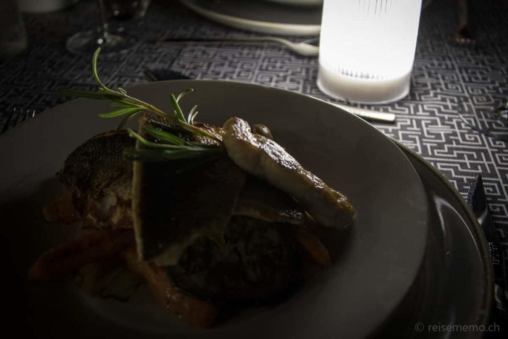 Gemischter Fisch vom Grill