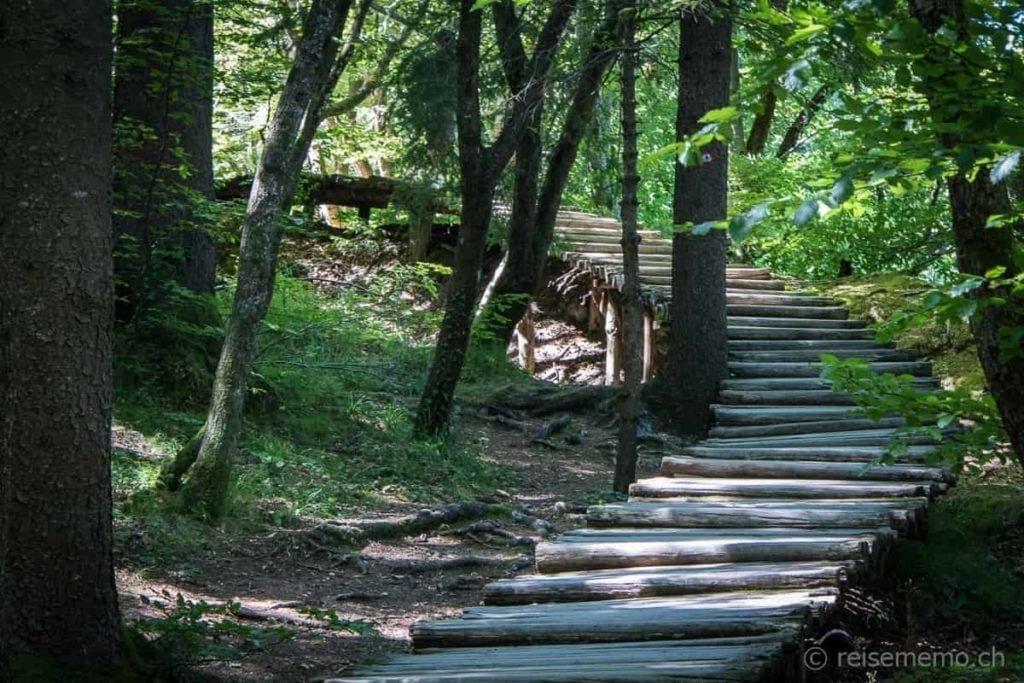 Plitvicer Seen Kroatien