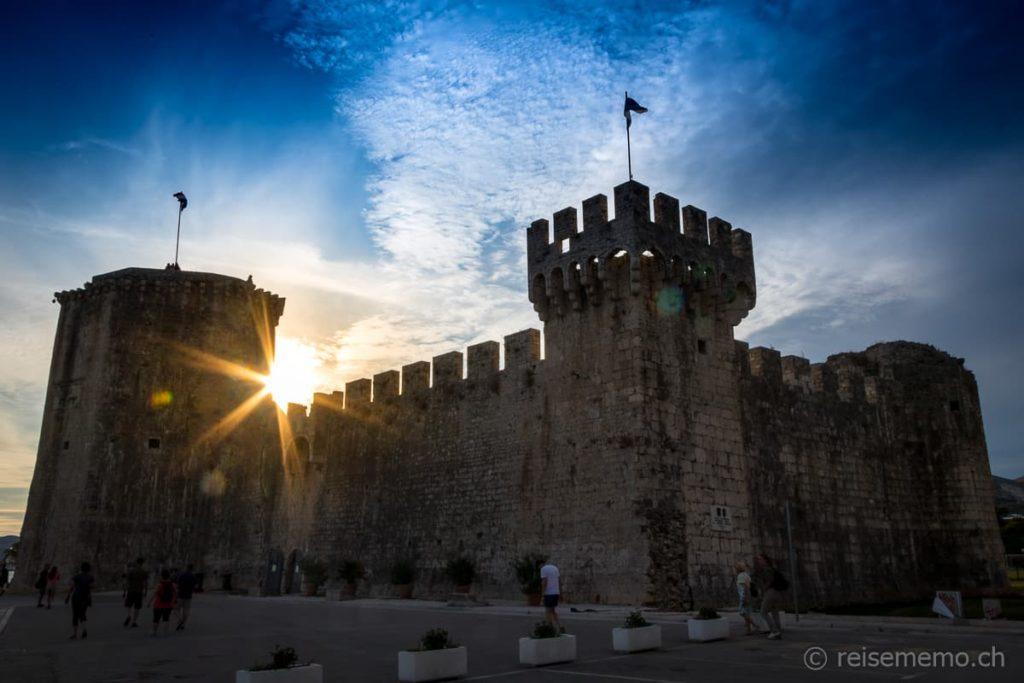 Festung Kamerlengo von Trogir