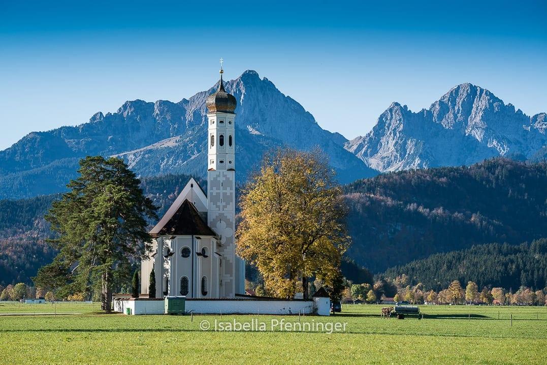 St. Colomankirche Allgäu