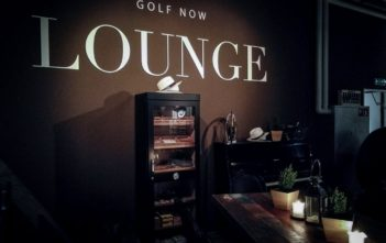 Golf Now Lounge Humidor