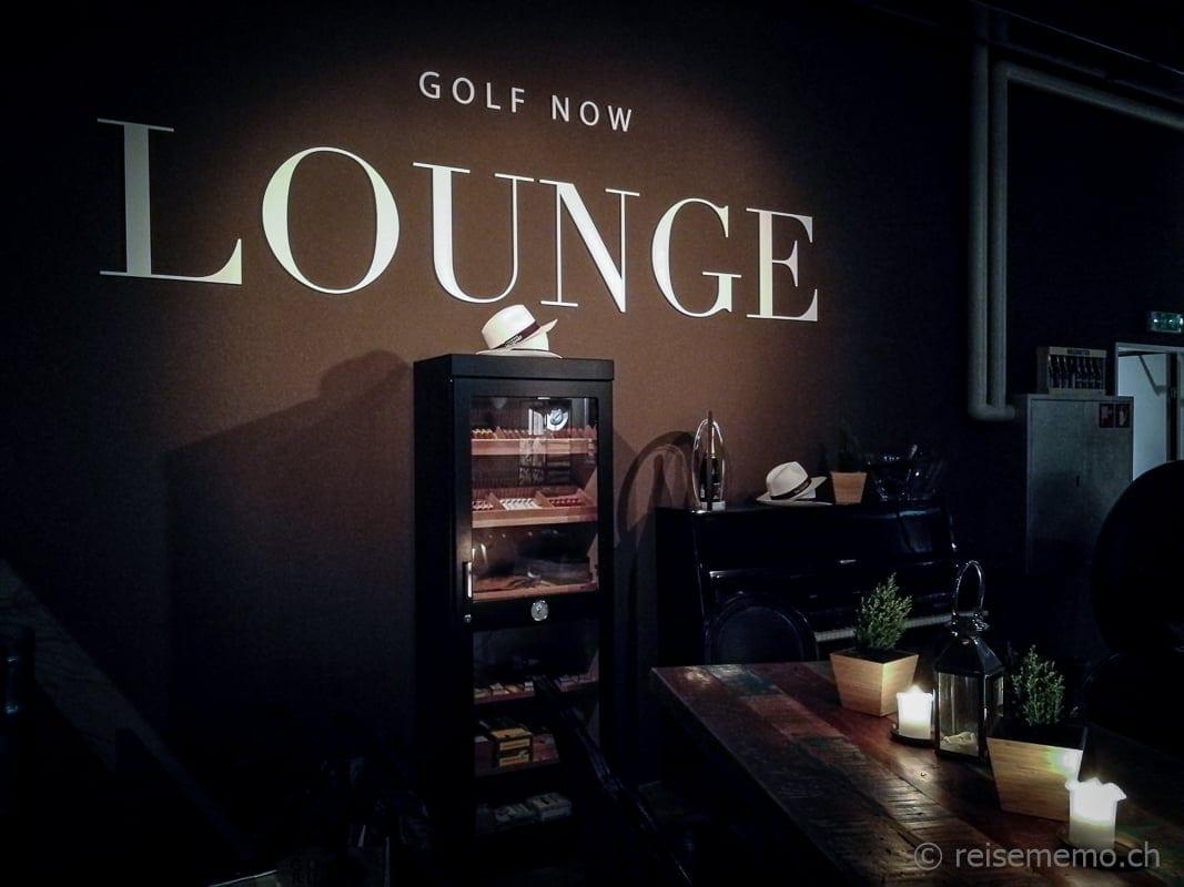 Golf Now Lounge Humidor