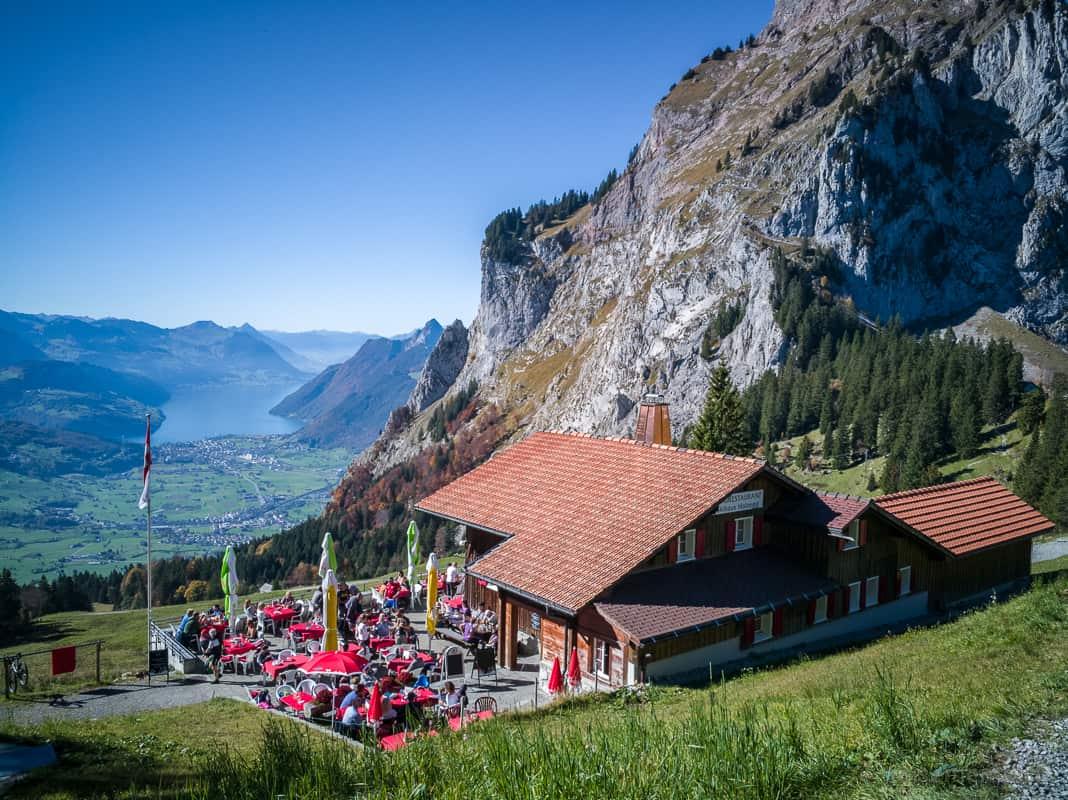 Skihaus Holzegg