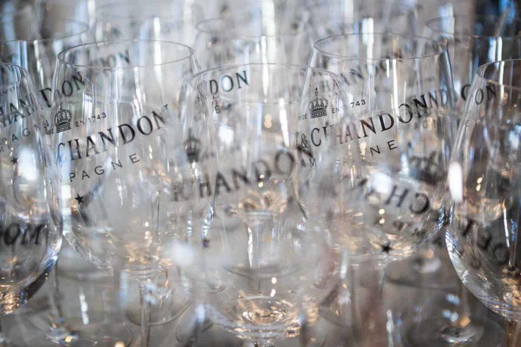 Moët & Chandon Champagnergläser
