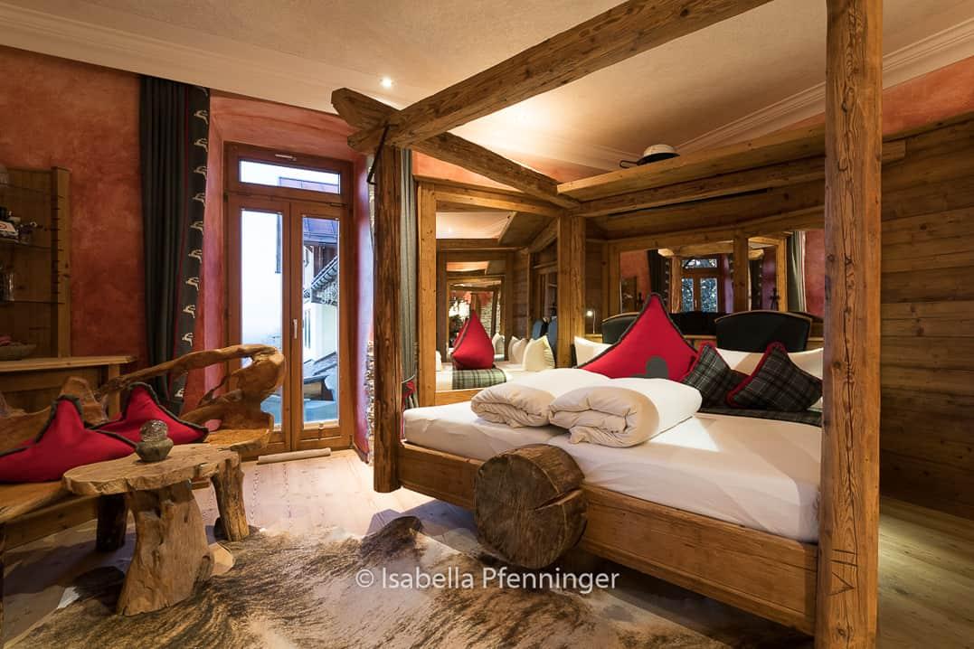 Hotelzimmer Burghotel Falkenstein