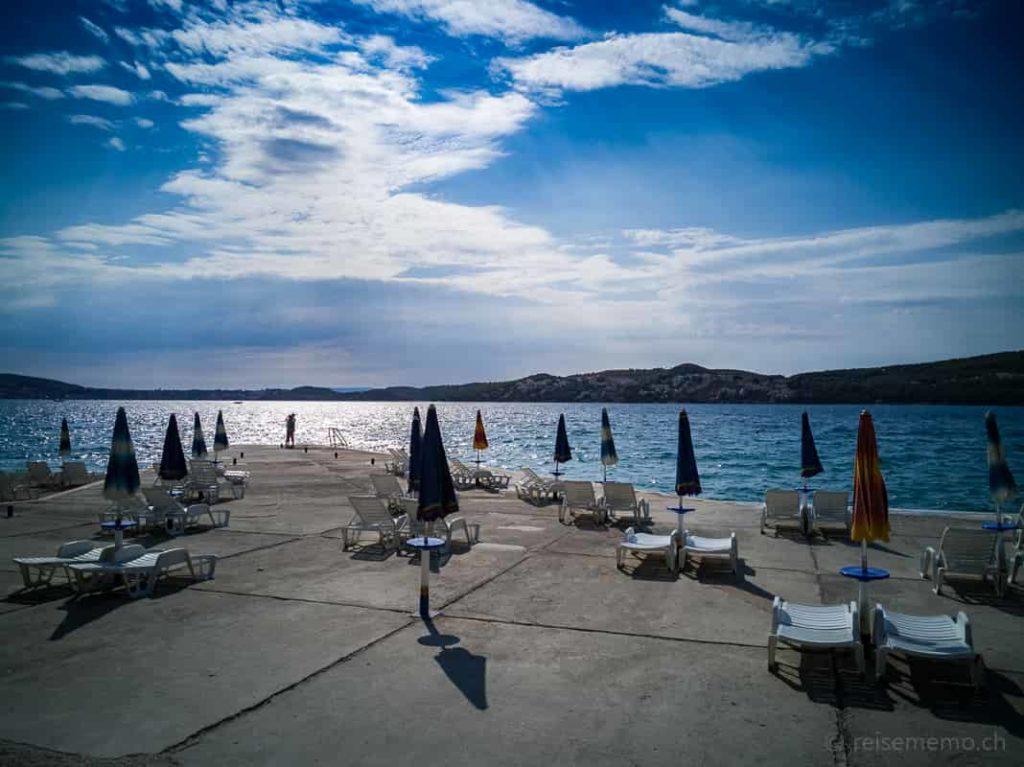Beach Club im Pier-Style