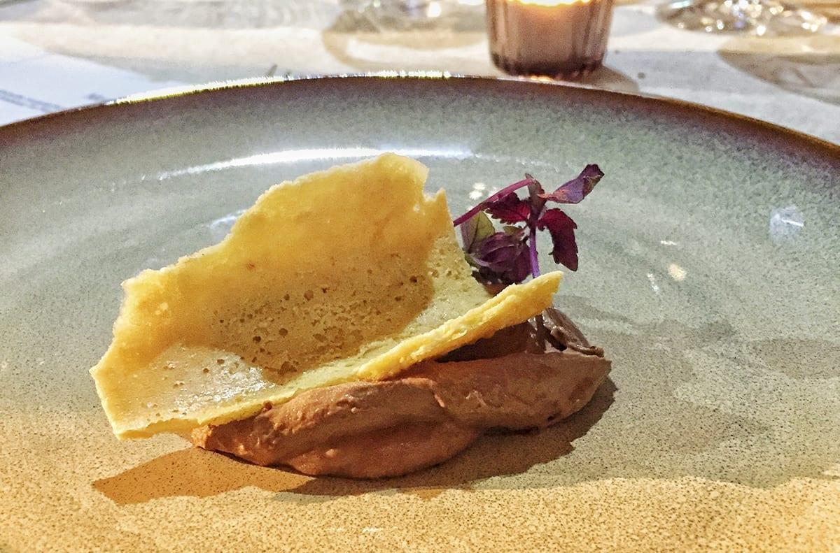 Mousse au Chocolat in der Globus Delicatessa