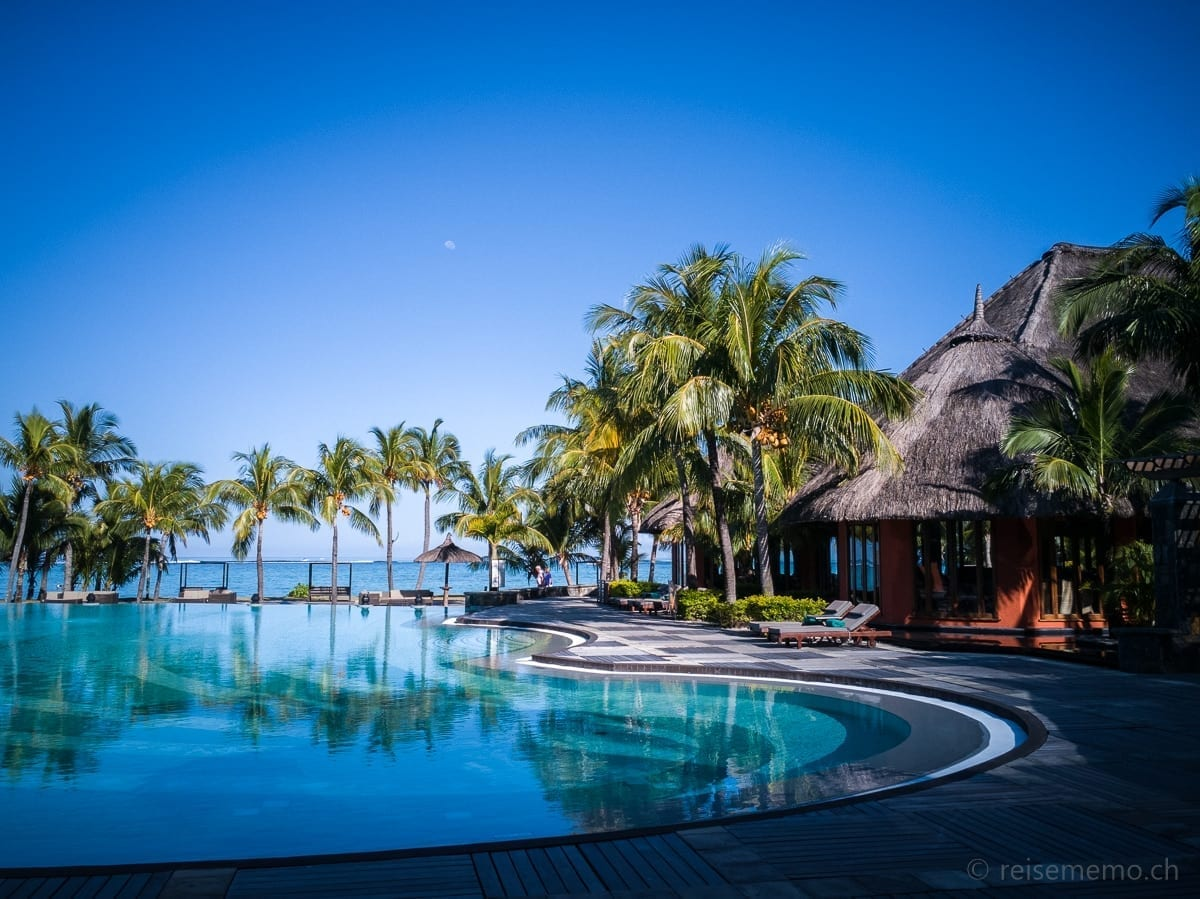 Pool Beachcomber Dinarobin Hotel