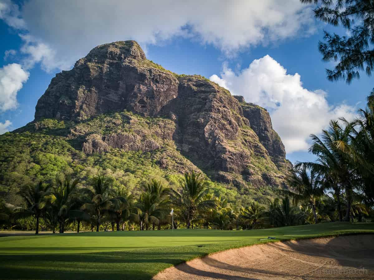 Paradis Golfplatz Mauritius
