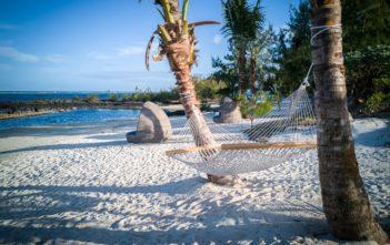 Strand von Belle Mare Mauritius