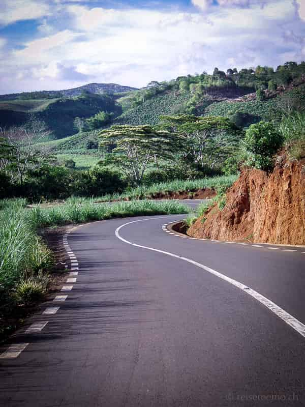 Landstrasse Mauritius