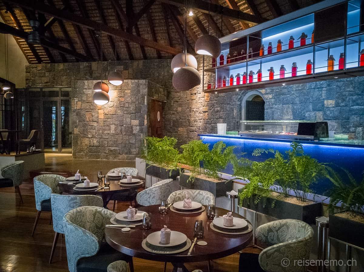Umami Gourmet Restaurant Dinarobin Beachcomber