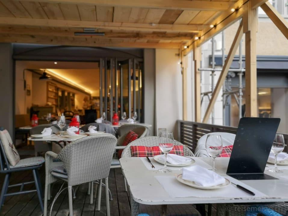 Fondueplausch im Kaffeeklatsch in Rapperswil