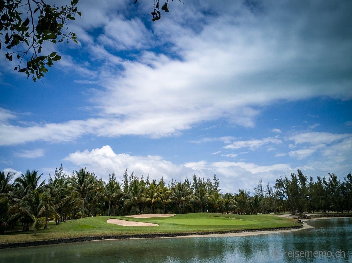 Le Paradis Golfplatz Mauritius