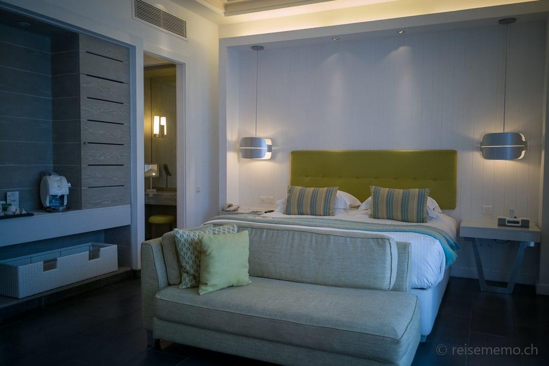 Long Beach Mauritius Hotelzimmer