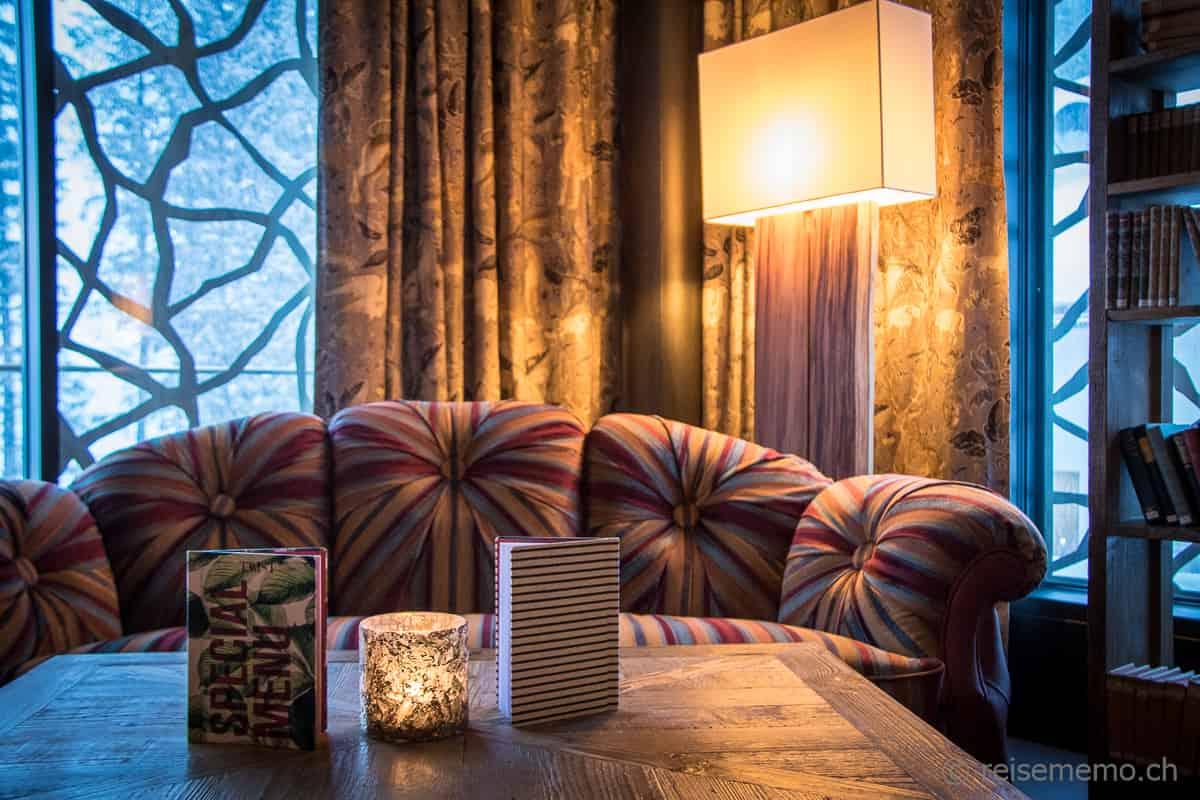Lounge Sofa im Valsana Arosa