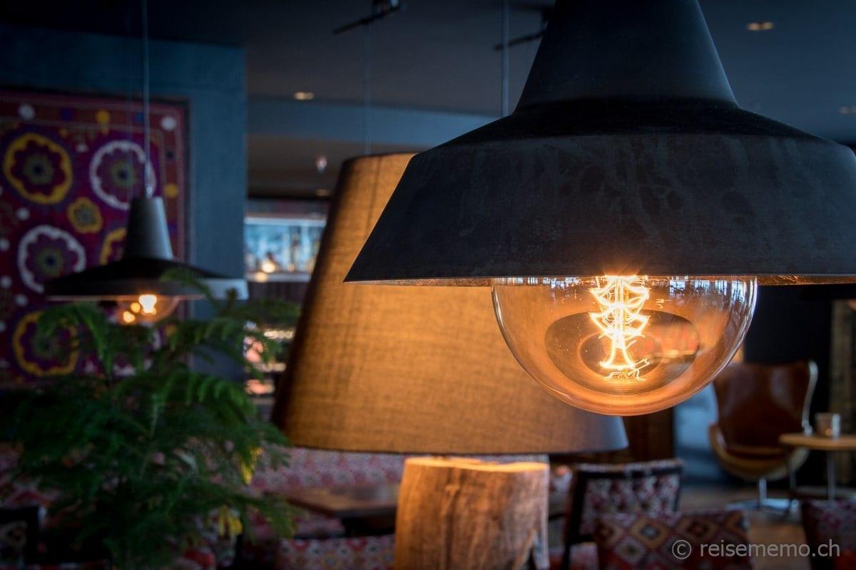 Stilvolles Ambiente im Restaurant Twist