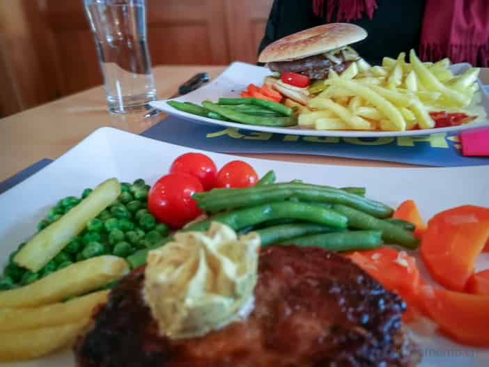 Mittagessen Alp Altschwand