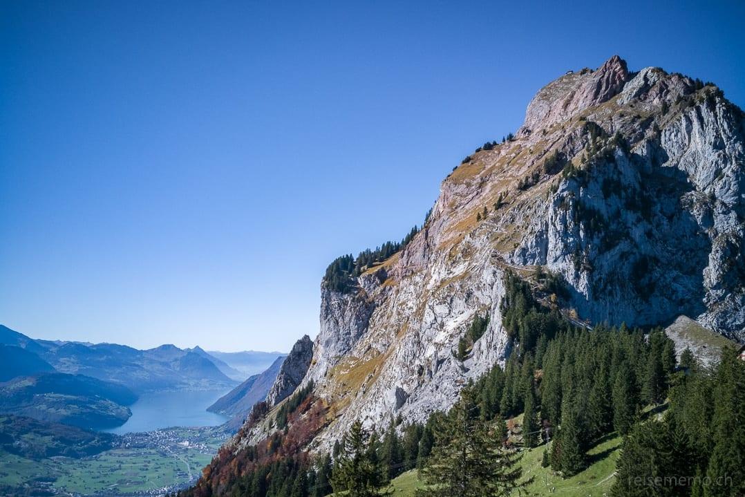 Grosser Mythen und Vierwaldstättersee