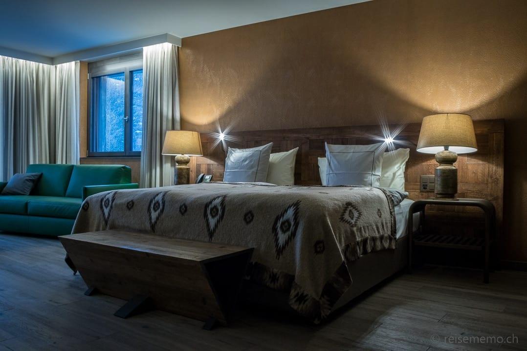 Hotelzimmer Im Valsana Hotel & Appartements Arosa
