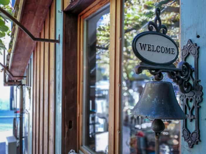 Willkommen im Kafi Paradiesli in Zürich-Hottingen