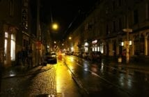 Nightwalk in Dresden Neustadt