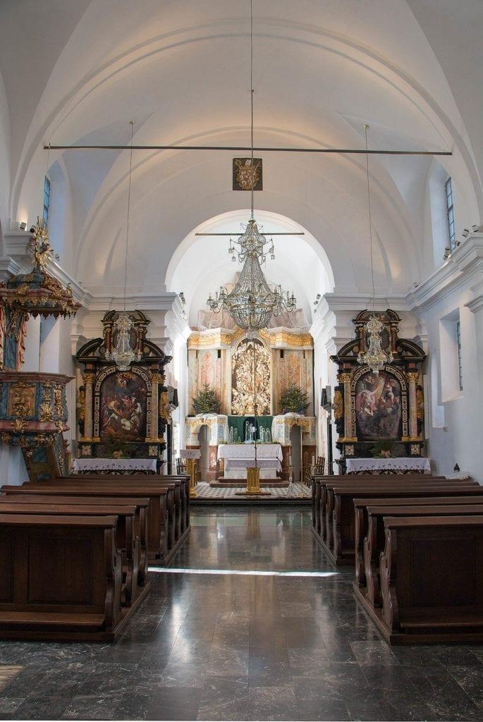 Inselkirche Mariä Himmelfahrt Bled
