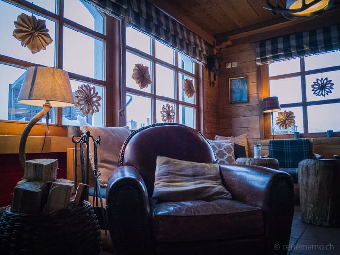 Fauteuil Hamilton Lodge