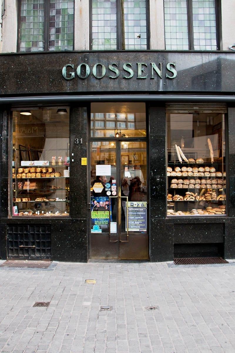 GOOSENS Antwerpen