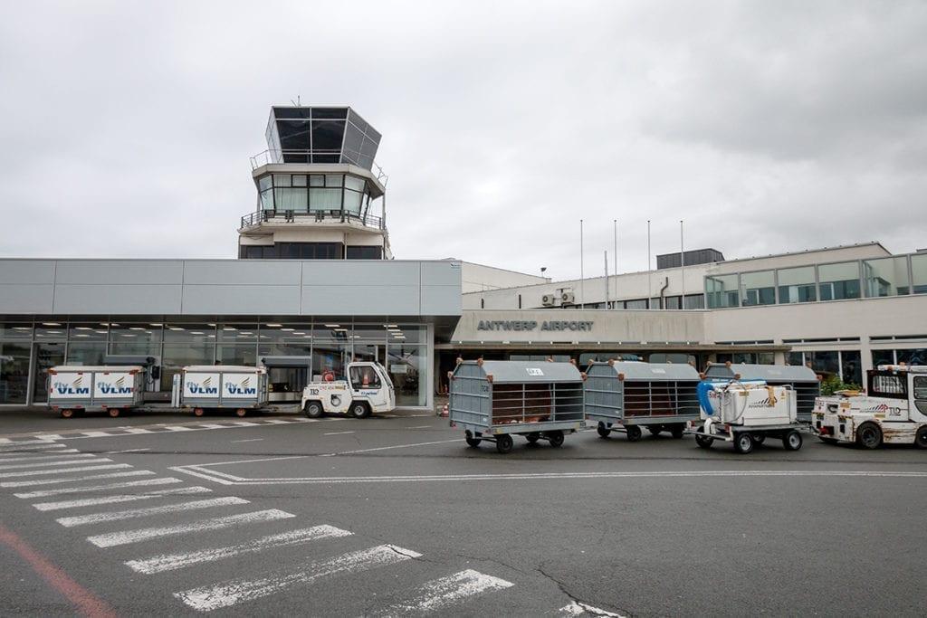 Antwerp Airport