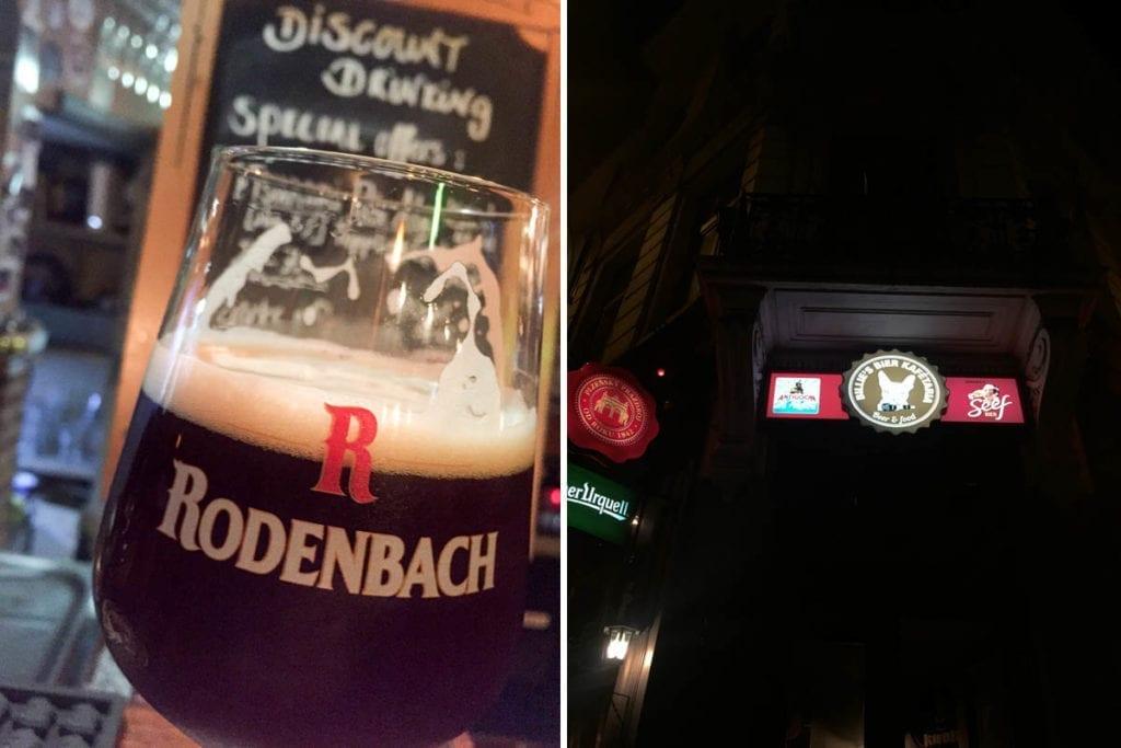Billie's Bier Kafétaria Antwerpen