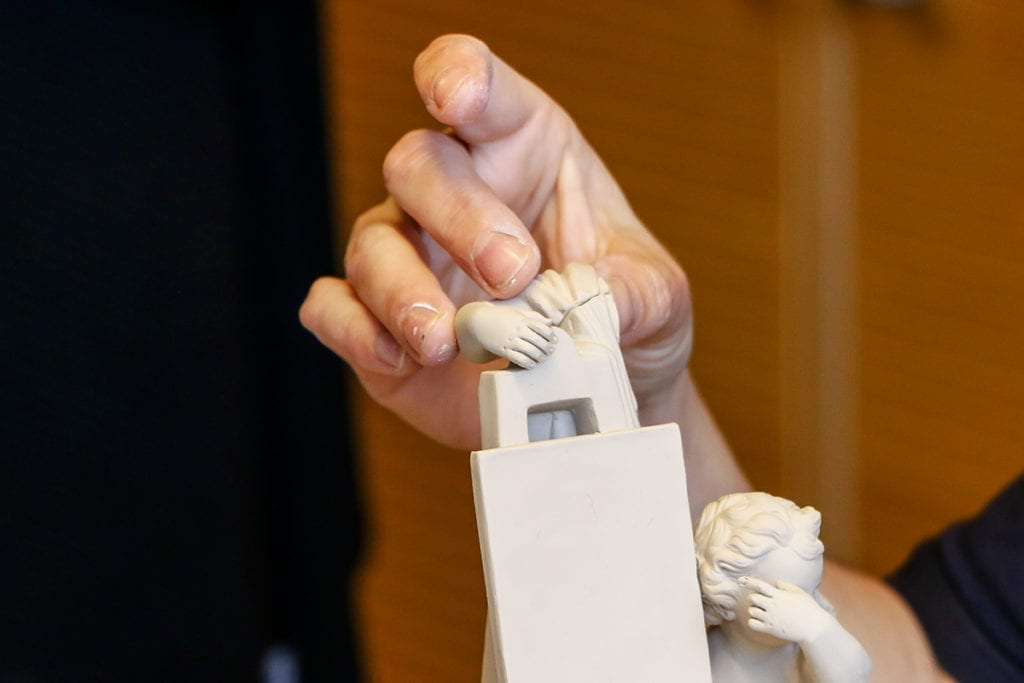 Porzellanfiguren