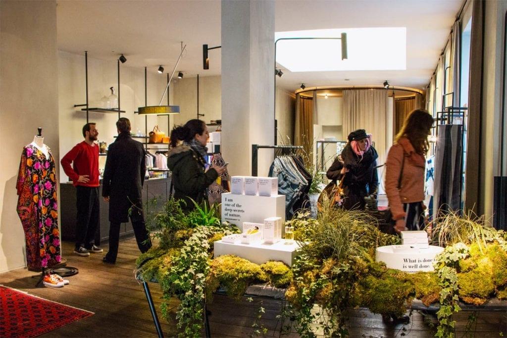 Concept Store Graanmarkt 13 Antwerpen
